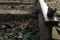 Terezín Ghetto - railway tracks
