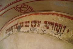 Terezín Ghetto - hidden synagogue