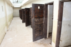 Terezín Small Fortress - cells