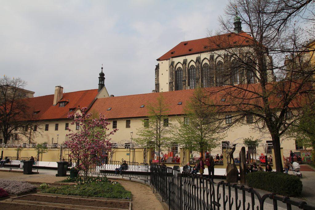 Franciscan Garden in Prague